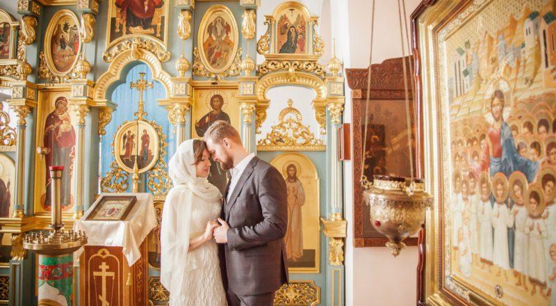 Заказать венчание в церкви