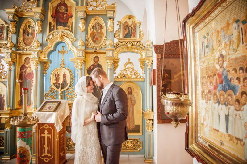 венчание в Москве фотограф