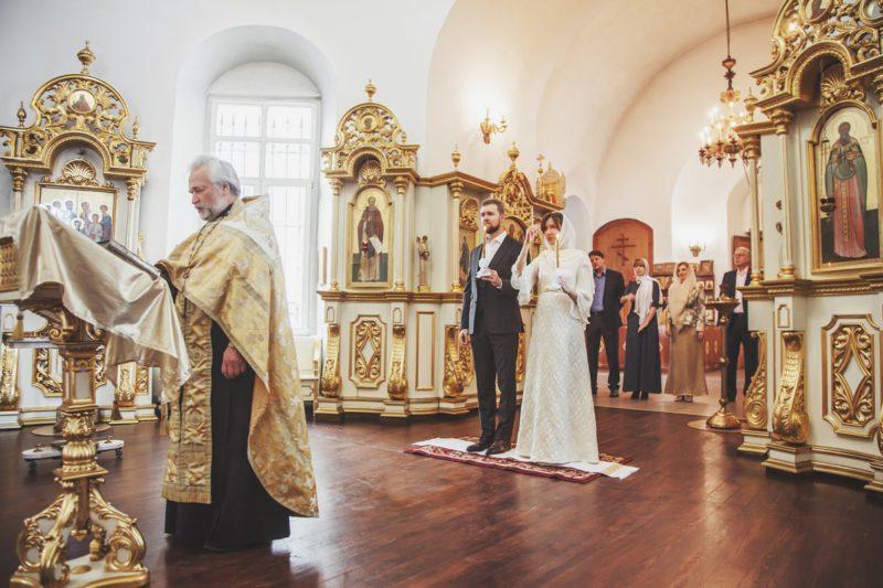 фотограф на венчание Москва и Подмосковье