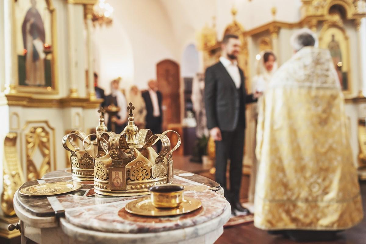 фотографии венчания в москве