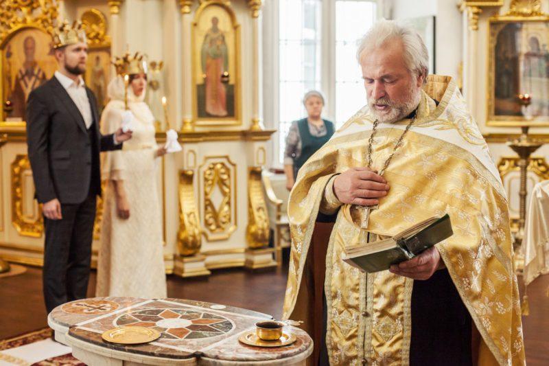 венчание в москве фотосъемка