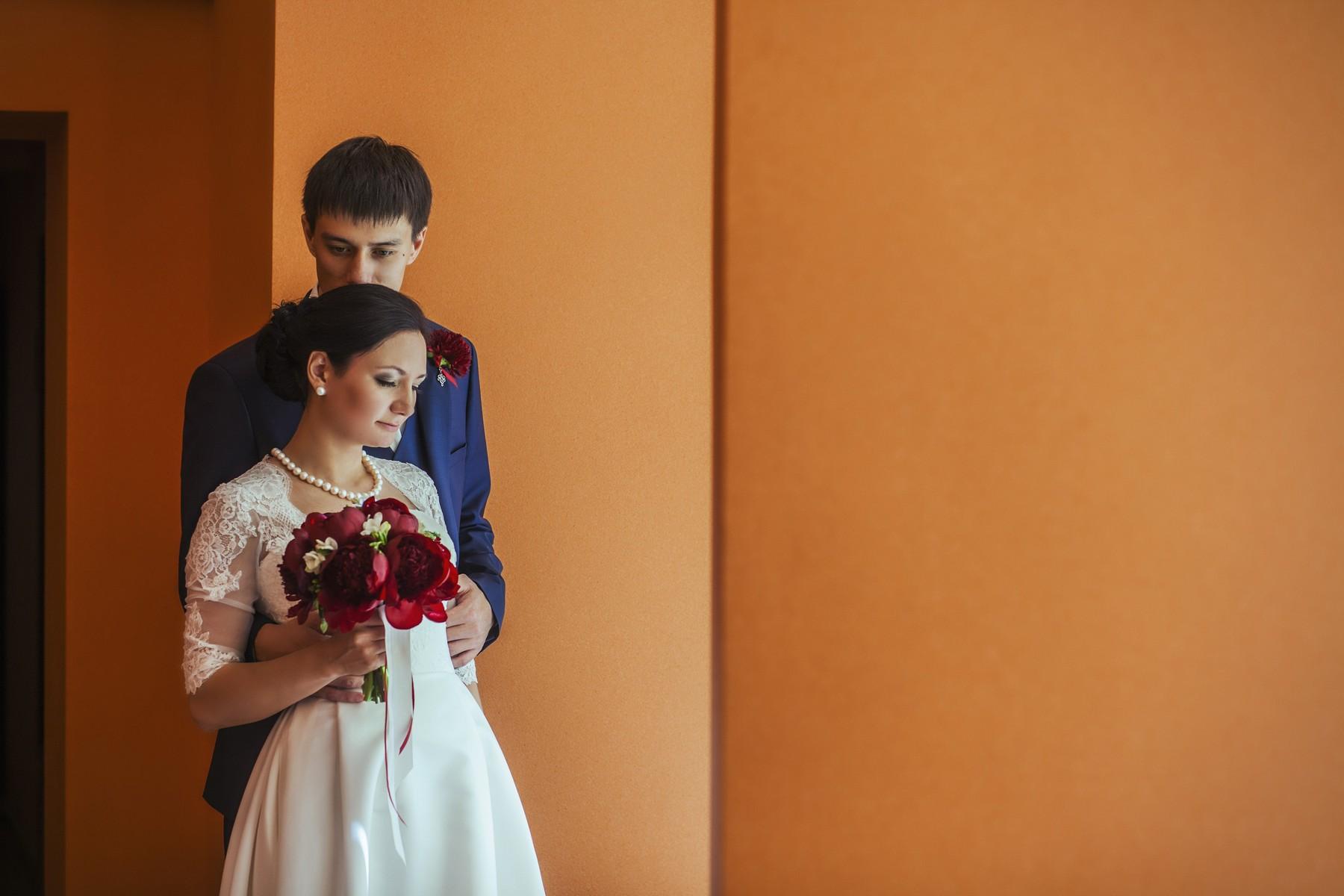 Фотограф на свадебную регистрацию в Вернадском ЗАГСе