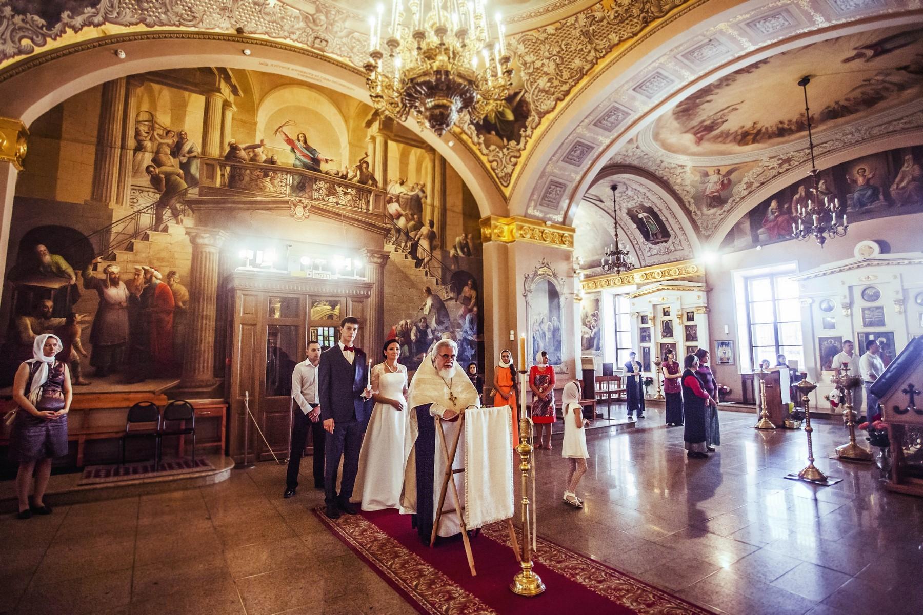 Церковь Казанской Божей матери  в Москве