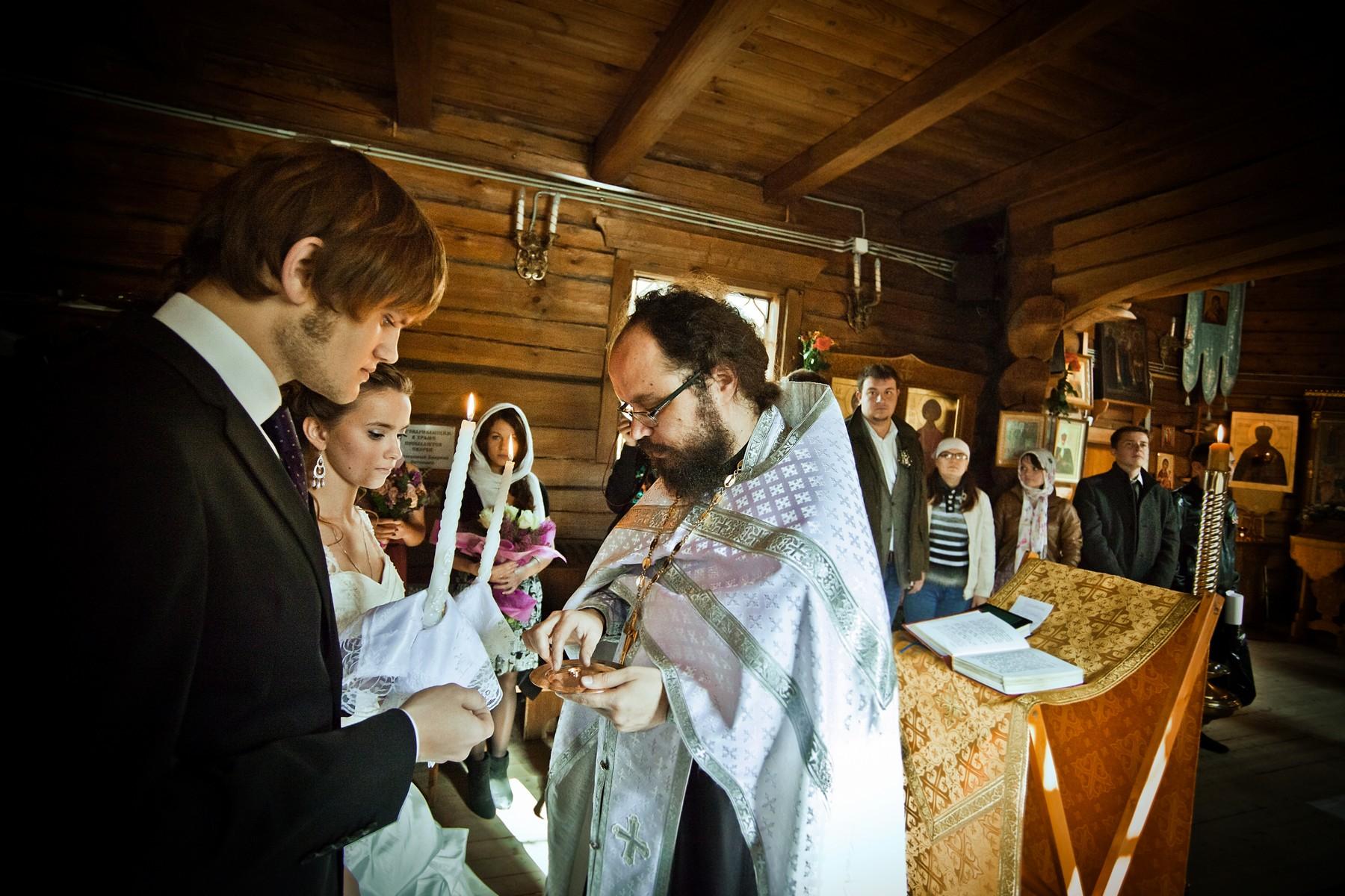 фотограф на венчания и крещения