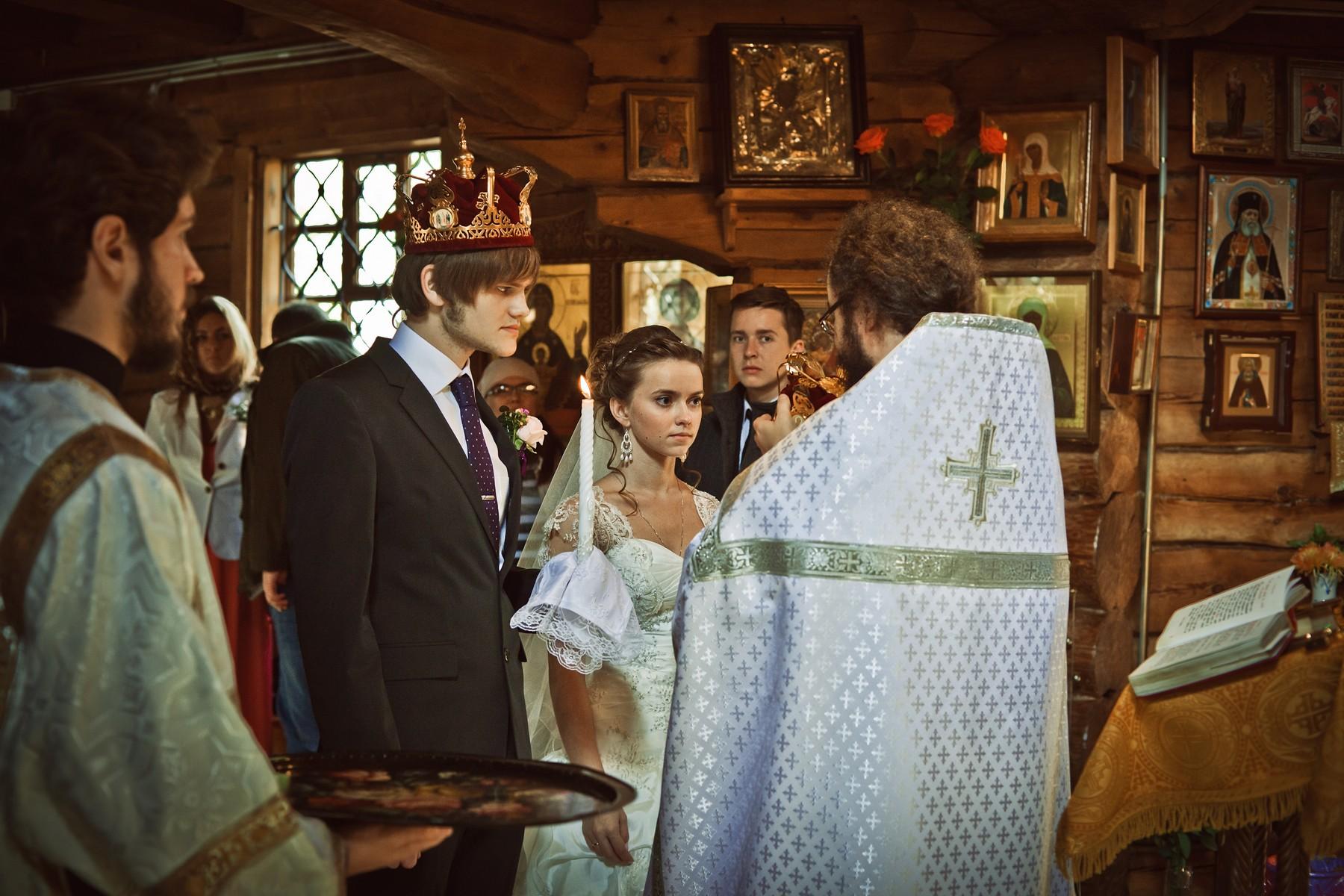 услуги фотографа на венчание