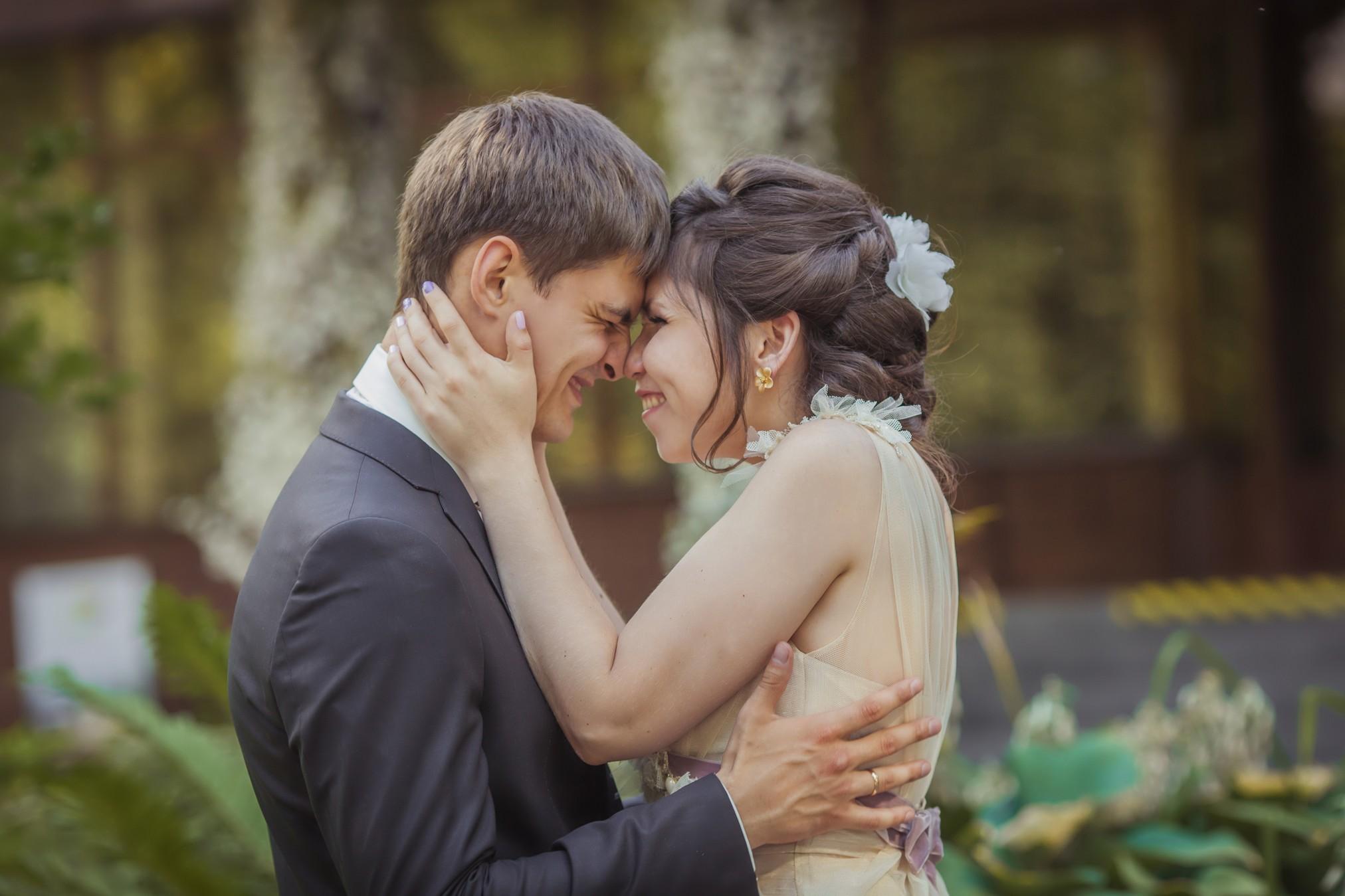 фотограф на свадьбу полная невеста