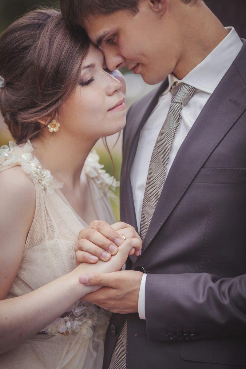 Полненькая невеста фотограф