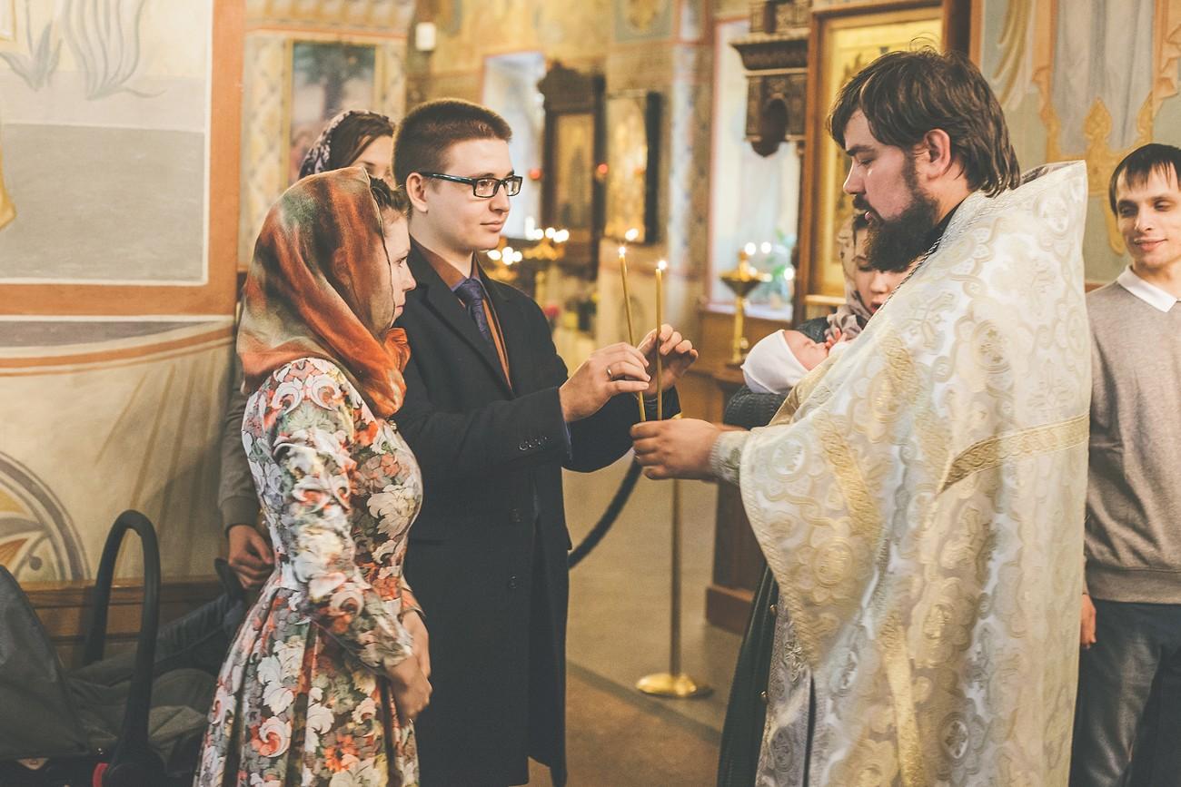 венчания и крещения фотограф