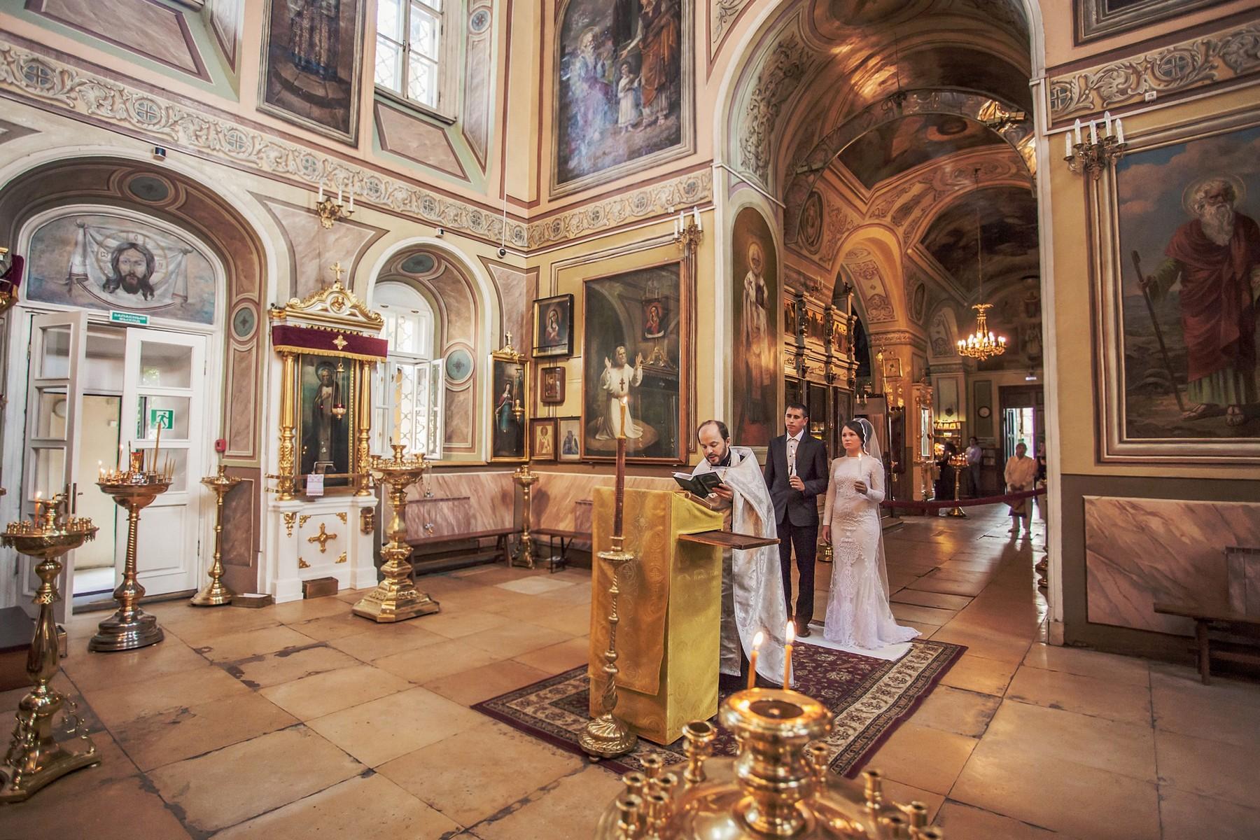 Фотограф на венчания